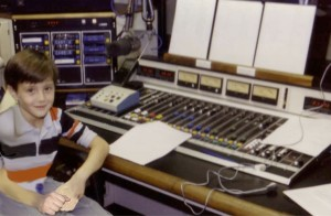 1988 DJ-Mike-On-The-Mic-Michael-Pachino-1988-at-the-Radio-Station-following-dads-footsteps